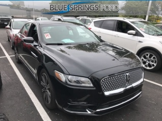 2017 Lincoln Continental Reserve Fwd For In Blue Springs Mo