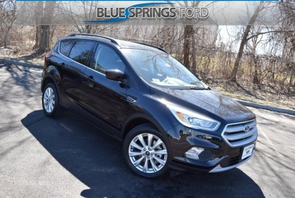 2019 Ford Escape Sel Awd For Sale In Blue Springs Mo Truecar