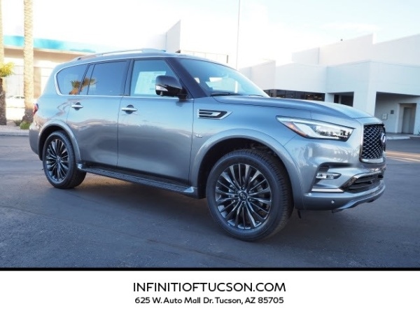 2020 INFINITI QX80 in Tucson, AZ
