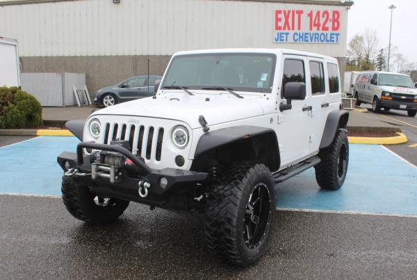2014 Jeep Wrangler in Federal Way, WA