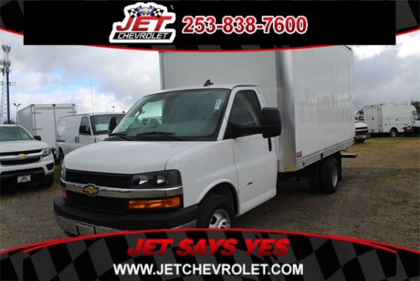 2019 Chevrolet Express Commercial Cutaway in Federal Way, WA