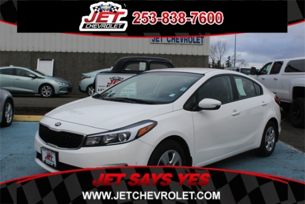 2017 Kia Forte in Federal Way, WA