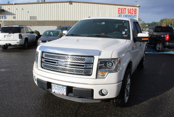 2013 Ford F-150 in Federal Way, WA