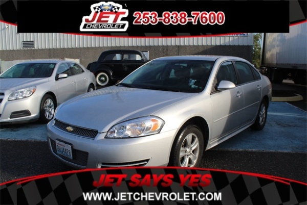 2012 Chevrolet Impala in Federal Way, WA