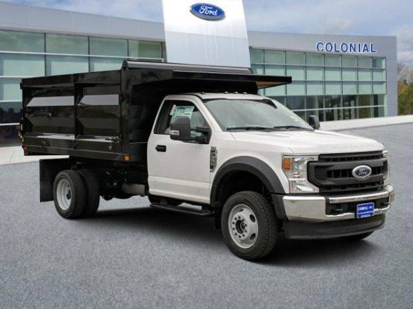 2020 Ford Super Duty F-550 in Plymouth, MA