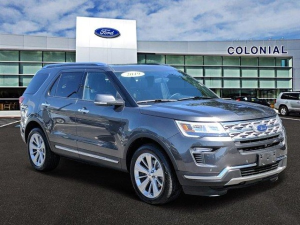 2019 Ford Explorer in Plymouth, MA