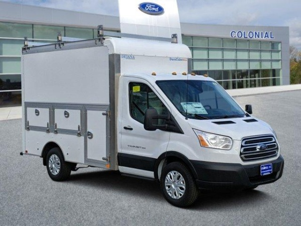 2019 Ford Transit Cutaway in Plymouth, MA