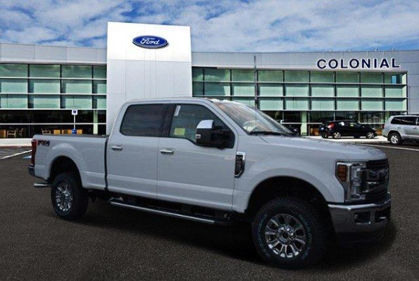 2019 Ford Super Duty F-250 in Plymouth, MA
