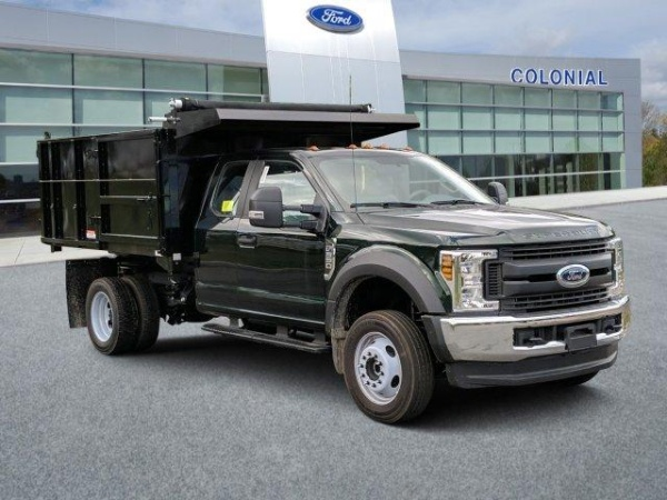 2019 Ford Super Duty F-550 in Plymouth, MA