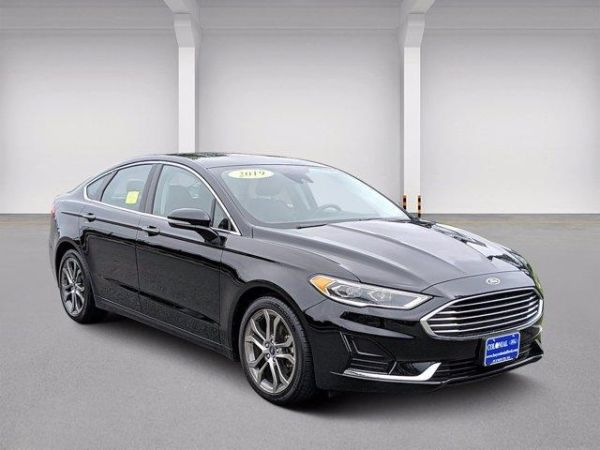 2019 Ford Fusion in Plymouth, MA