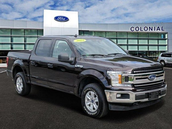 2019 Ford F-150 in Plymouth, MA