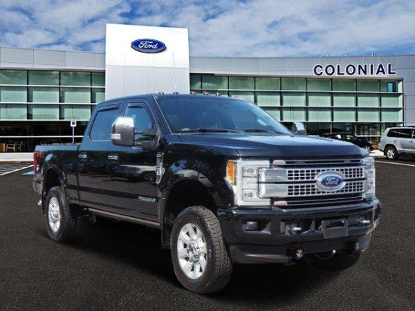 2017 Ford Super Duty F-350 in Plymouth, MA