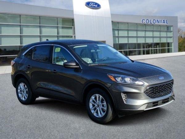 2020 Ford Escape in Plymouth, MA