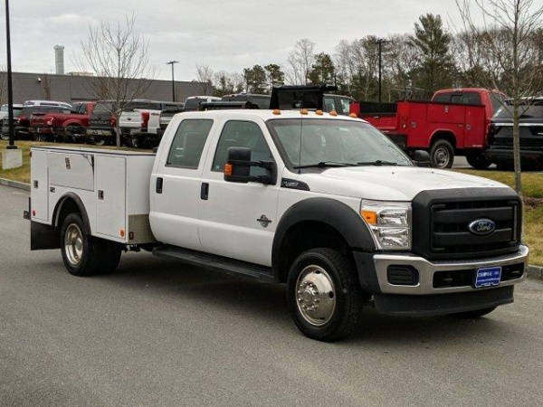 2015 Ford Super Duty F-450 Chassis Cab in Plymouth, MA