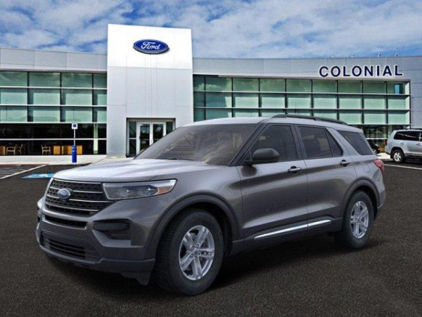 2020 Ford Explorer in Plymouth, MA