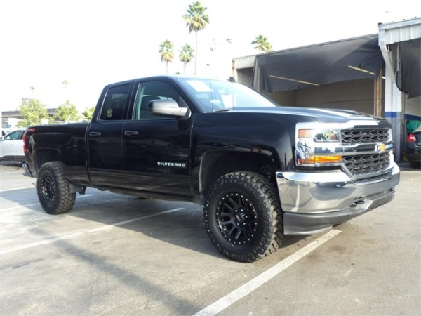 2018 Chevrolet Silverado 1500 in Anaheim, CA
