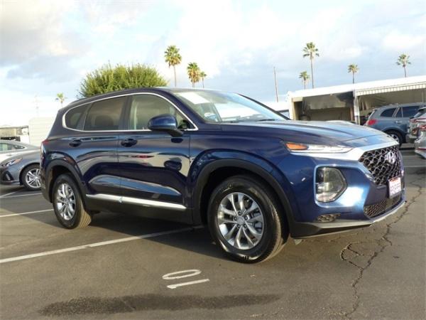 2019 Hyundai Santa Fe in Anaheim, CA