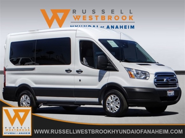2019 Ford Transit Passenger Wagon in Anaheim, CA