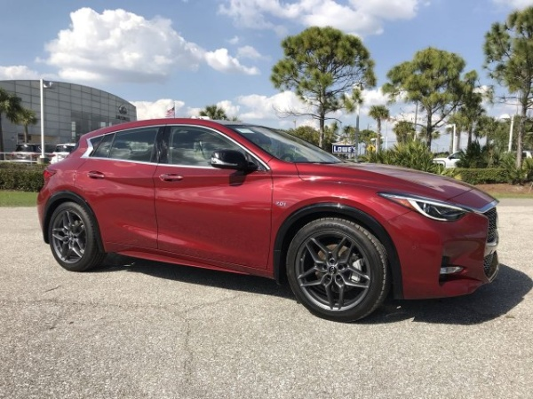 2019 INFINITI QX30 in Fort Myers, FL