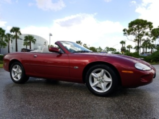 Used 1998 Jaguar XK8 Convertible For Sale In Fort Myers, FL