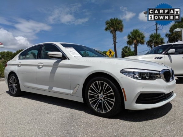 2019 BMW 5 Series in Fort Myers, FL