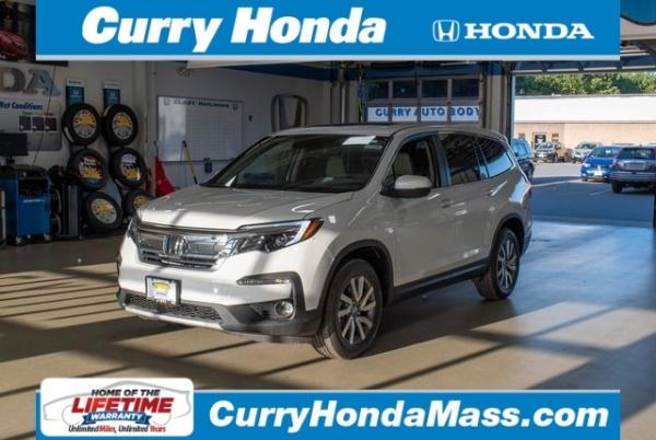 2020 Honda Pilot in Chicopee, MA