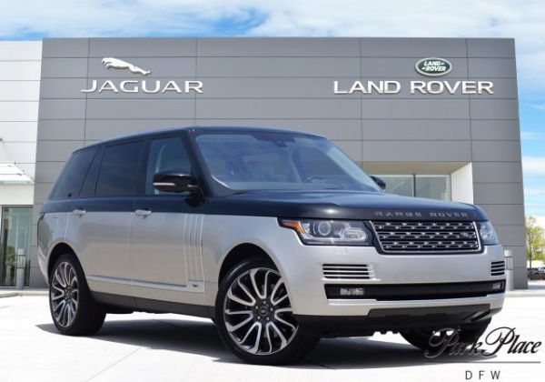 2016 Land Rover Range Rover Sv Autobiography Lwb For Sale In