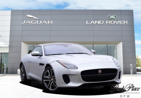 2018 Jaguar F-Type Coupe 2.0T RWD Automatic