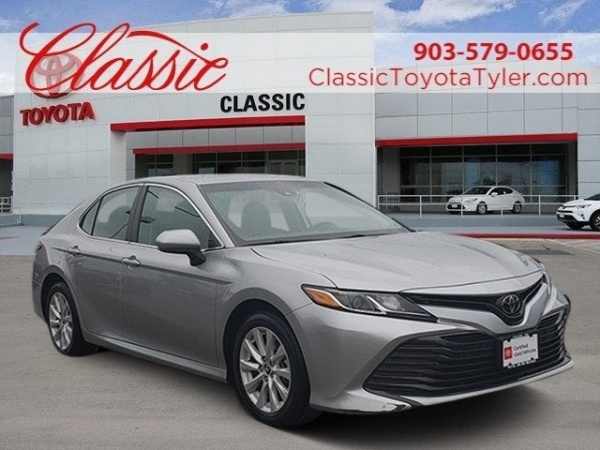 2018 Toyota Camry in Tyler, TX