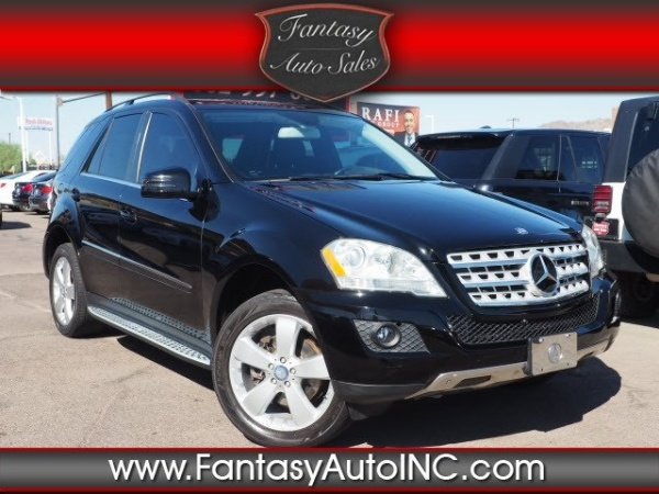 2011 Mercedes-Benz ML ML 350