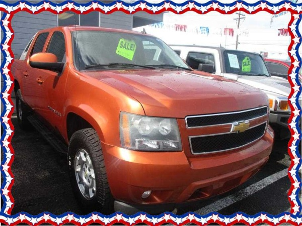 2007 Chevrolet Avalanche in Kennewick, WA
