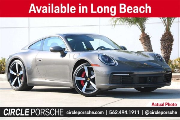 Porsche Long Beach >> 2020 Porsche 911 Carrera S For Sale In Long Beach Ca Truecar