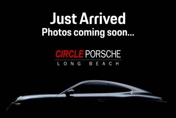 2019 Porsche Boxster Roadster