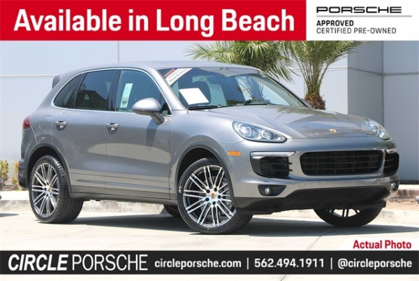 2017 Porsche Cayenne in Long Beach, CA