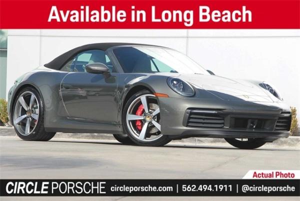 2020 Porsche 911 in Long Beach, CA