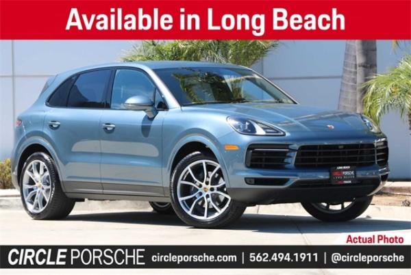 2019 Porsche Cayenne in Long Beach, CA