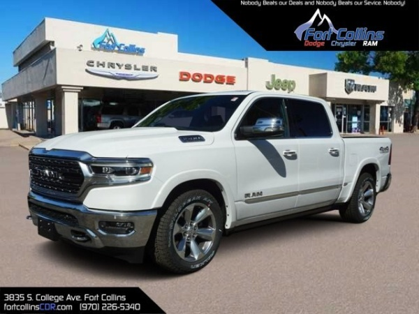 2020 Ram 1500 in Fort Collins, CO