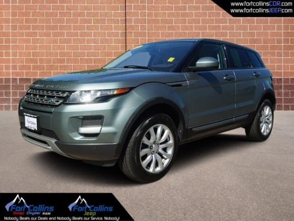 2015 Land Rover Range Rover Evoque in Fort Collins, CO