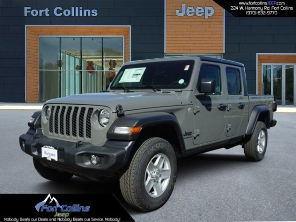2020 Jeep Gladiator in Fort Collins, CO