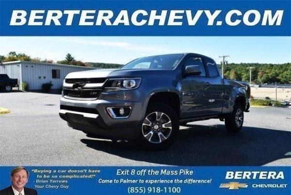 2020 Chevrolet Colorado in Palmer, MA