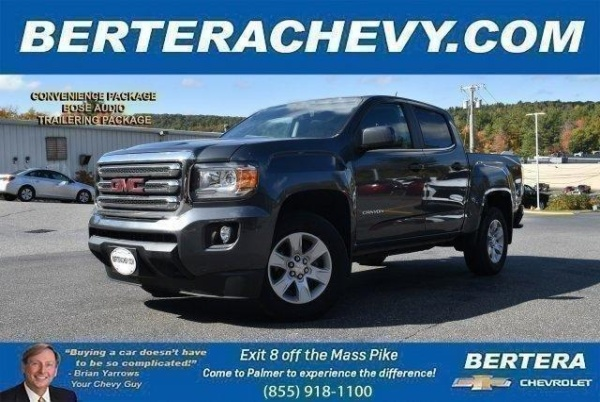 2016 GMC Canyon in Palmer, MA