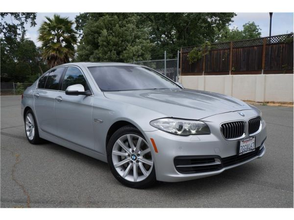 2014 BMW 5 Series in Concord, CA