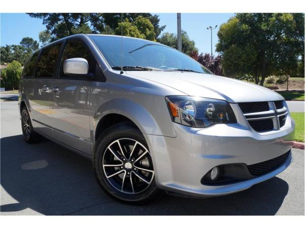 2018 Dodge Grand Caravan in Concord, CA