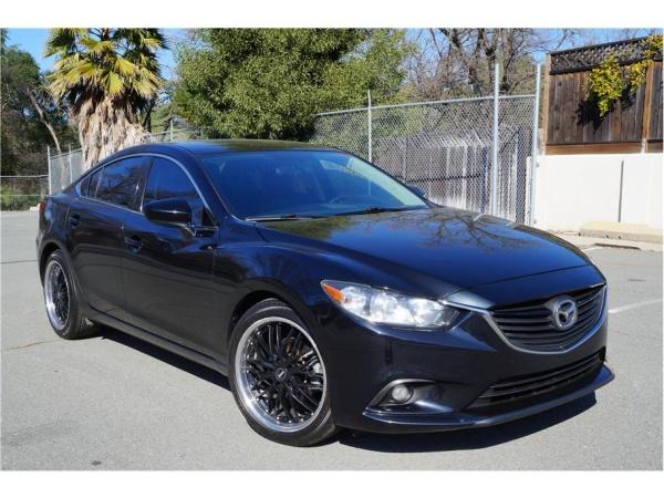 2015 Mazda Mazda6 in Concord, CA