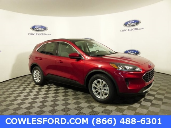 2020 Ford Escape in Woodbridge, VA