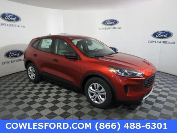 2020 Ford Escape in Woodbridge, VA