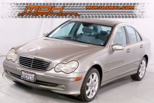 Used 2003 Mercedes-Benz C-Class for Sale | TrueCar