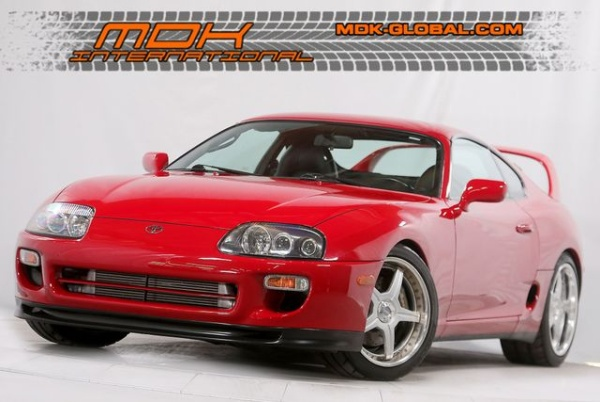 1998 Toyota Supra Sport Roof Turbo Manual For Sale in