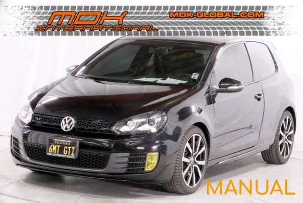 2012 Volkswagen GTI Base PZEV