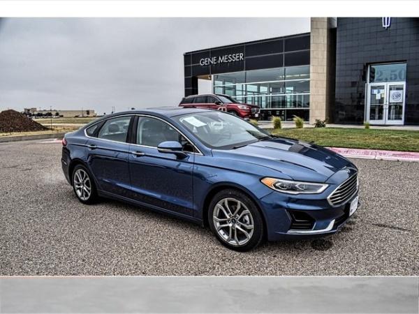 2019 Ford Fusion in Amarillo, TX